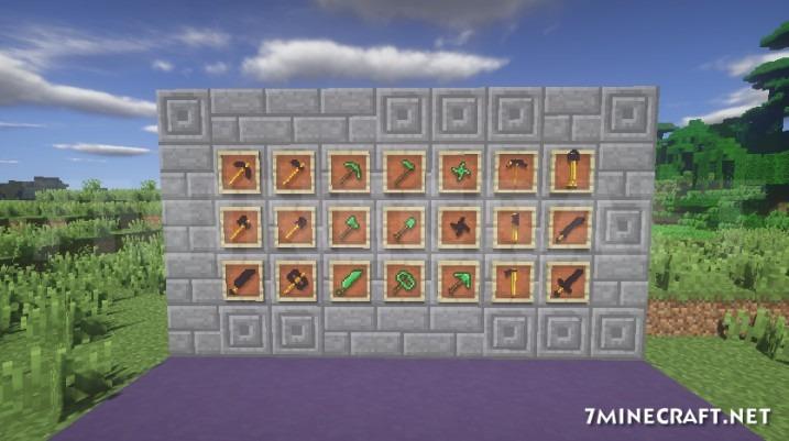 Emerald Mod 1.16/1.15.2
