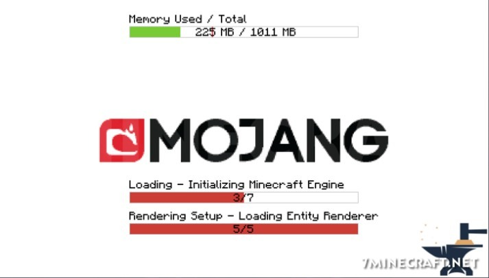 minecraft forge loading mods