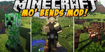 Mo' Bends Mod