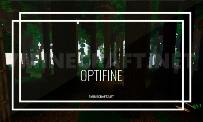optifine 1.16