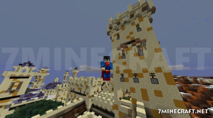 Superheroes Unlimited Mod 1.7.10