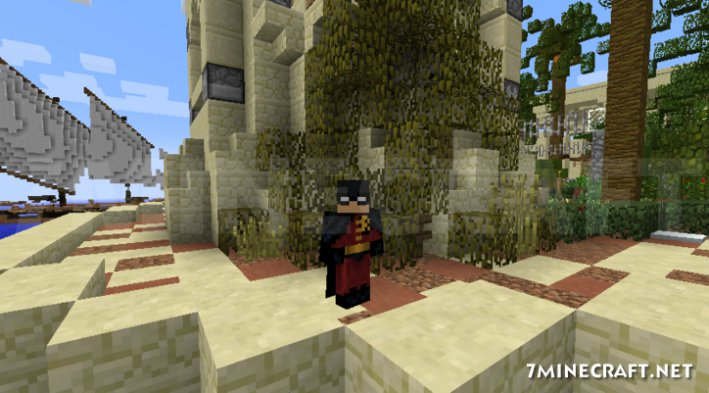 Superheroes Unlimited Mod 1.13