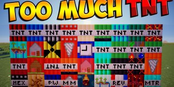 Too Much TNT Mod (2)
