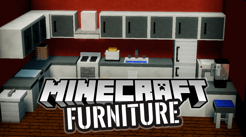 Furniture Mod 1 17/1 16 5 (Extra Decoration Furniture)