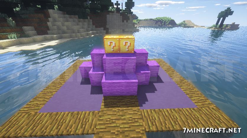 Lucky Block Mod 1.16/1.15.2