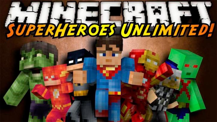 Superheroes Unlimited Mod 1 16 2 1 15 2 Be A Hero Extra