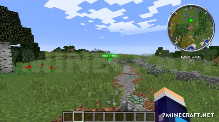 VoxelMap Mod Minecraft Zans Minimap Mod Minecraft - Voxelmap para minecraft 1 10 2