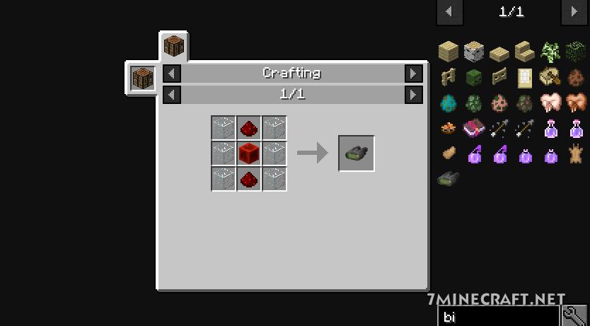 Binocular Mod 1.16 and 1.15.2