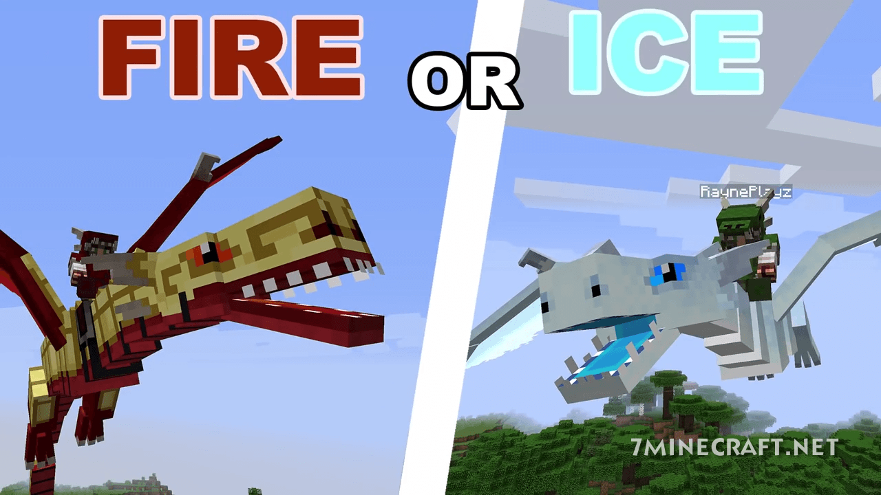 Ice And Fire Mod 1.16/1.15.2