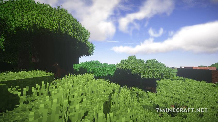 Better Foliage Mod 1.16/1.15.2