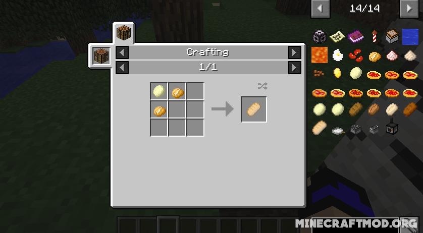 Ex Sartagine Mod 1.16 and 1.15.2