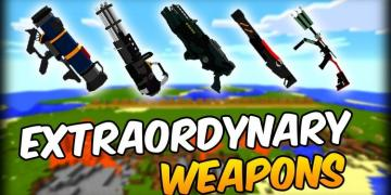 Extraordinary Weapons Mod
