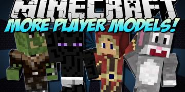 More Players Models Mod