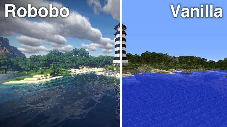 Robobo1221's Shaders Mod 1 13 1/1 12 2 - One of The Most