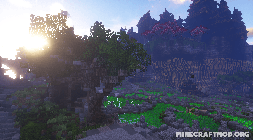 Sonic Ether's Unbelievable Shaders 1.16.5