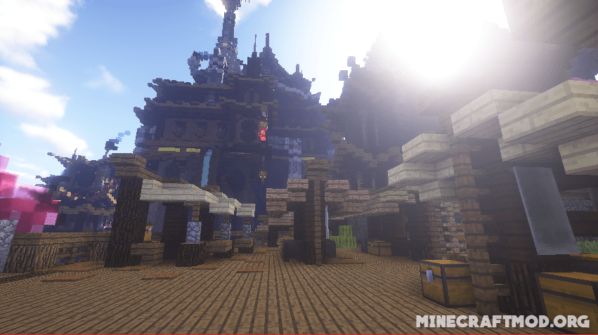 Sonic Ether's Unbelievable Shaders Mod 1.16/1.15.2 - SEUS 1.16