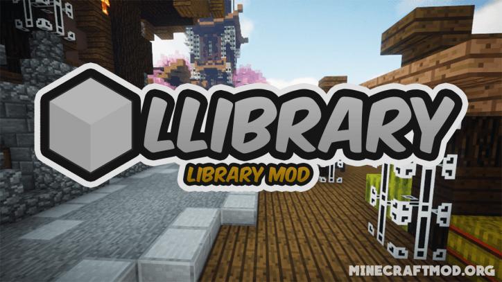LLibrary Mod 1.16/1.15.2