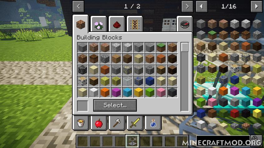Vending Block Mod 1.15.2/1.16