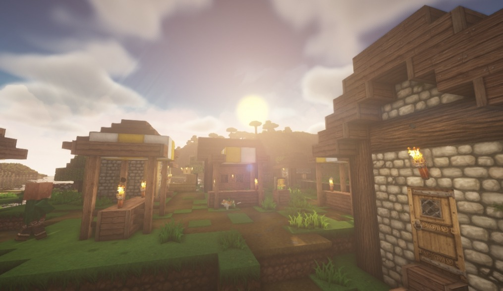 BSL Shaders 1.17.1